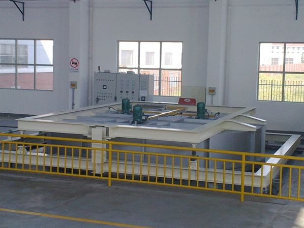 苏州中门子井式退火炉热处理的材料及主要型号的配置表