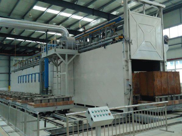 翻转式台车炉用途说明