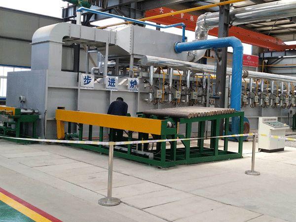 工业炉,工业生产中显身手
