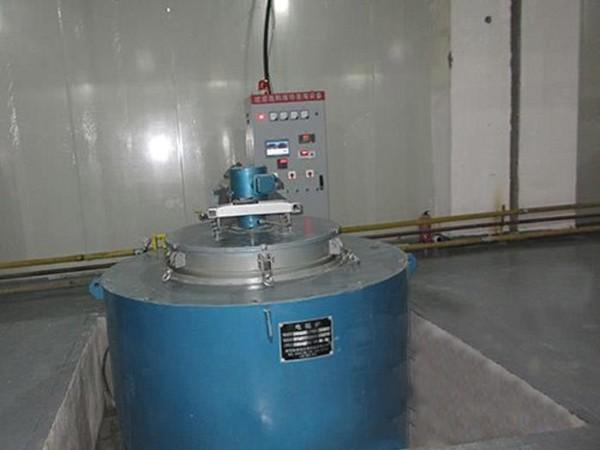 井式退火炉各结构的作用及使用注意事项