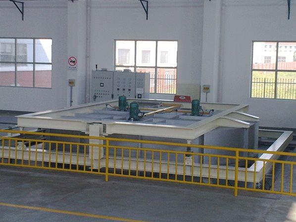 常用井式炉的布置方案及三种井式炉膛结构