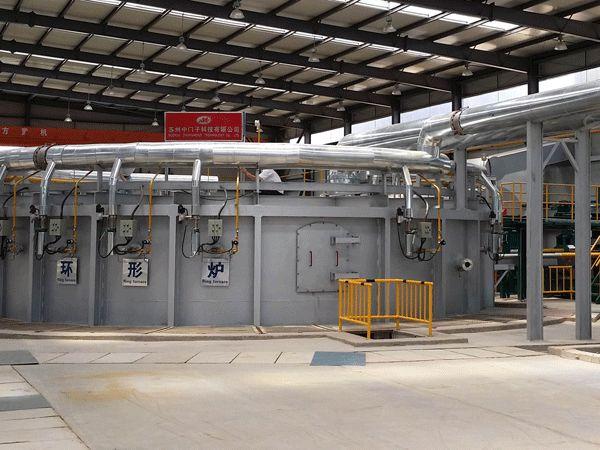 苏州中门子工业炉