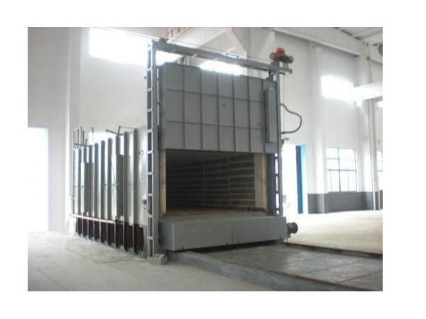 提高台车炉炉温均匀性的方法