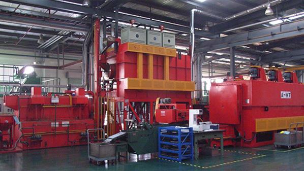 恩恩精密轴承制品公司与中门子合作生产轴承制品