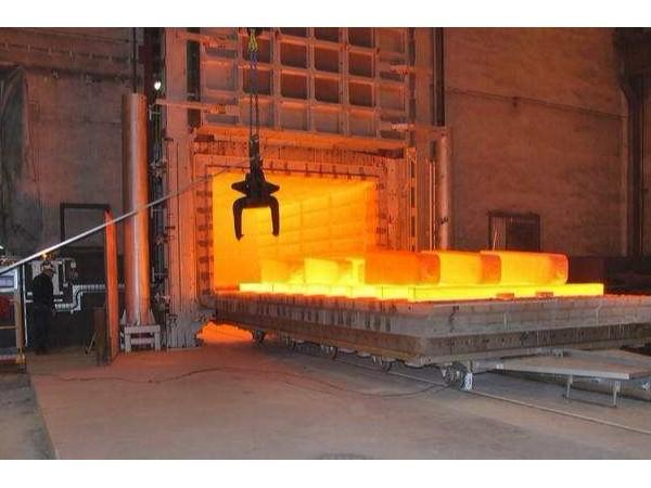 如何有效降低台车炉热损失
