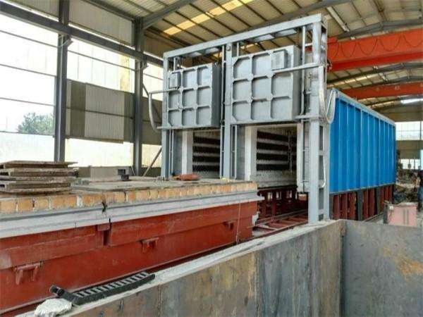 中国台车炉发展和应用