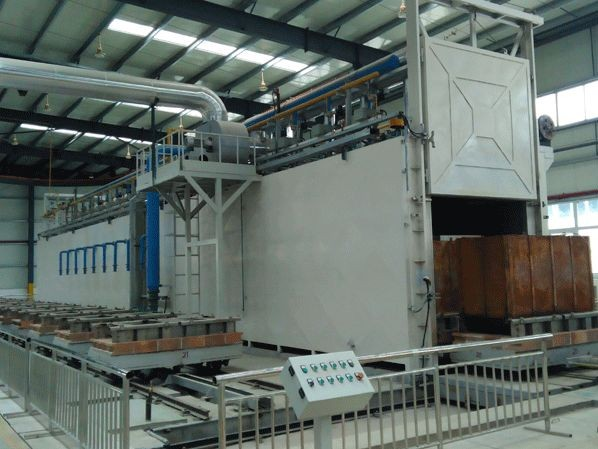 台车炉厂家有什么检修及炉温操控的手法?