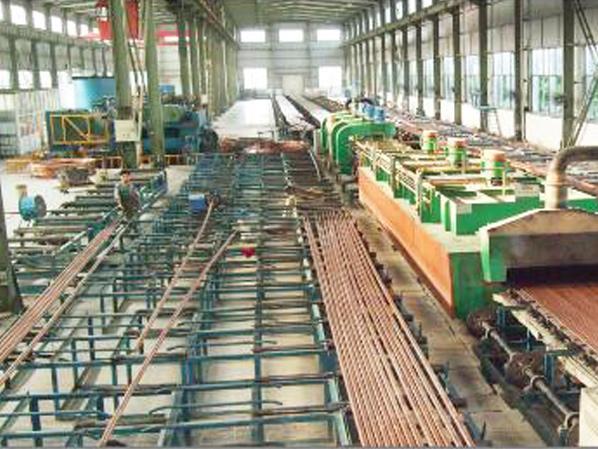 常用铜材热处理方法目的