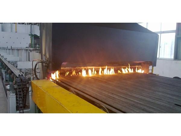 台车退火炉应用于大型金属工件的高温退火