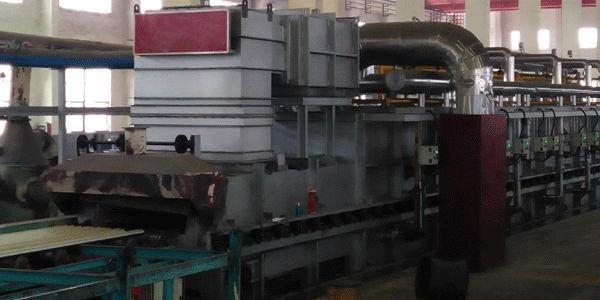 不锈钢管固溶辊底炉